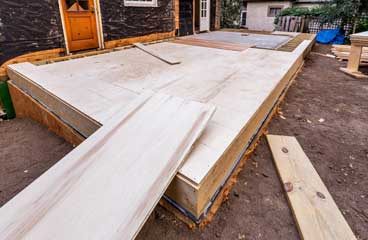 Deck Remodeling near me